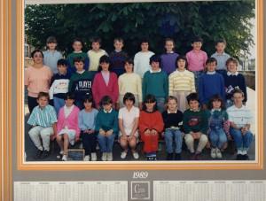 1988-1989 CM2 Virginie