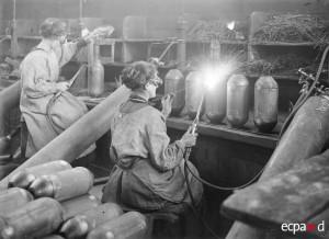 les femmes pdt la 1er guerre mondiale